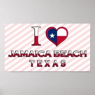 Jamaica Beach Texas Posters