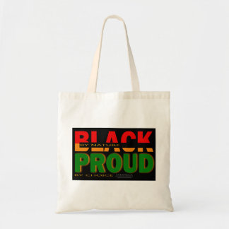 "Jamaica ""Black by Nature"" Tote Bag"