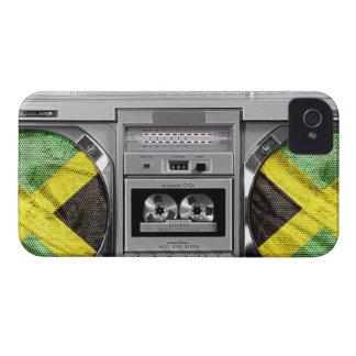 Jamaica boombox blackberry bold cases