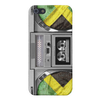Jamaica boombox case for iPhone 5/5S