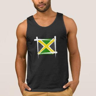 Jamaica Brush Flag