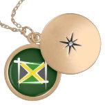 Jamaica Brush Flag Jewelry