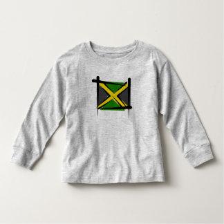 Jamaica Brush Flag T Shirts