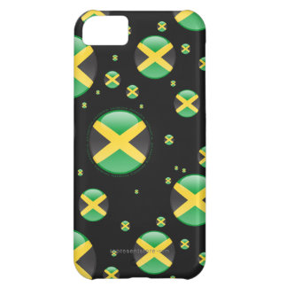 Jamaica Bubble Flag iPhone 5C Case