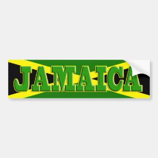 Jamaica Bumper Sticker