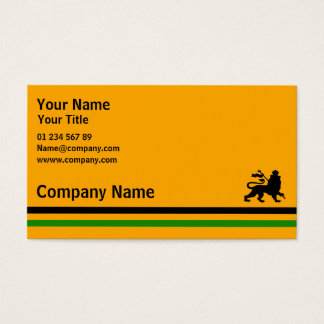 Jamaica Business Card
