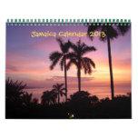 Jamaica Calendar 2013