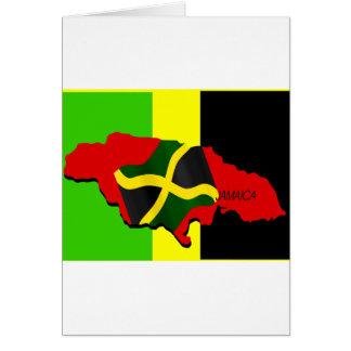 Jamaica Card