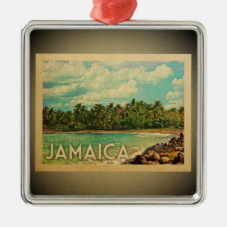 Jamaica Caribbean Ornament Vintage Travel