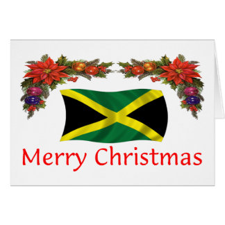 Jamaica Christmas Card