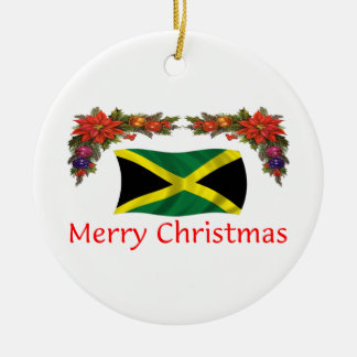 Jamaica Christmas Christmas Ornament