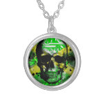 Jamaica circuit Skull Custom Jewelry