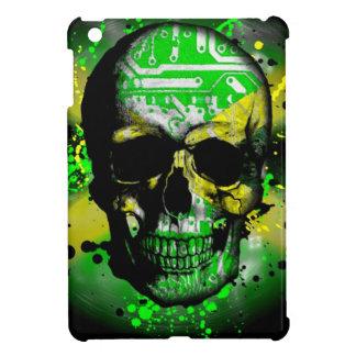 Jamaica circuit Skull iPad Mini Case