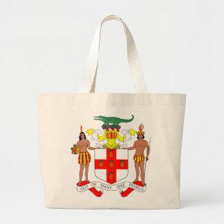 Jamaica Coat of Arms tote bag