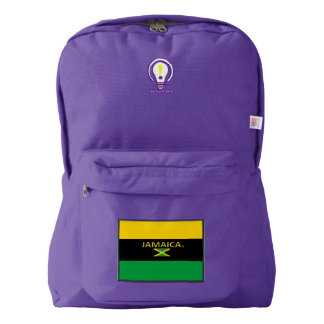 Jamaica Designer Back Pack