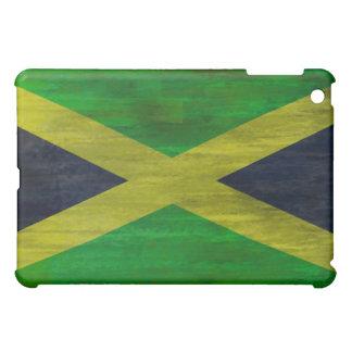 Jamaica distressed flag cover for the iPad mini