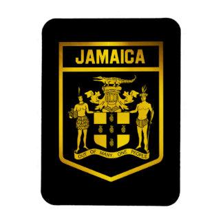 Jamaica Emblem Magnet