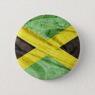 Jamaica flag 6 cm round badge