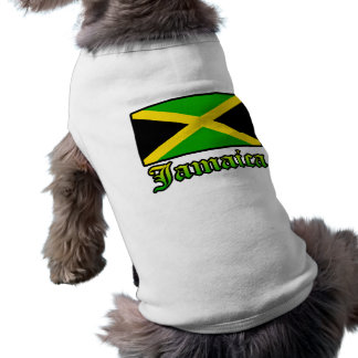 Jamaica Flag, Black, Green and Yellow Shirt