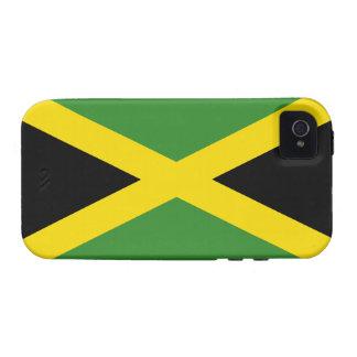 Jamaica Flag Case-Mate iPhone 4 Cover