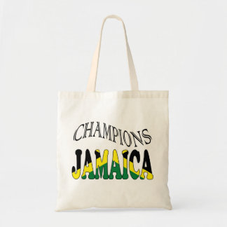 Jamaica Flag  champions bag