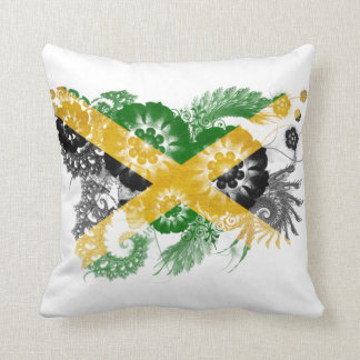 Jamaica Flag Cushion