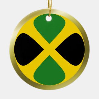 Jamaica Flag Ornament