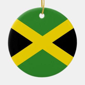 Jamaica Flag Ornament