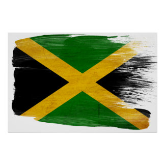 Jamaica Flag Posters