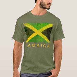 jamaica flag - reggae roots T-Shirt