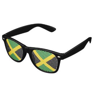 Jamaica Flag Retro Sunglasses