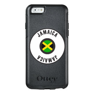 Jamaica Flag Simple OtterBox iPhone 6/6s Case