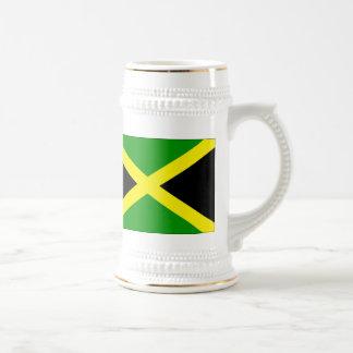 Jamaica Flag stein
