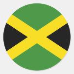 Jamaica Flag Sticker