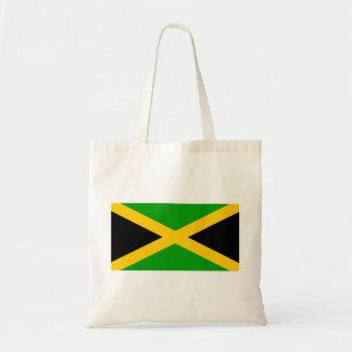 Jamaica Flag Tote Bag