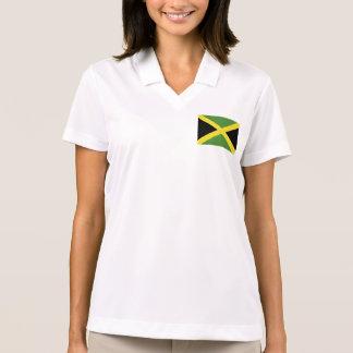 Jamaica Flag Polo Shirts