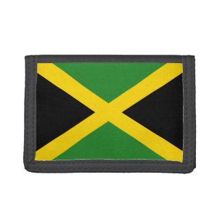Jamaica Flag Wallet