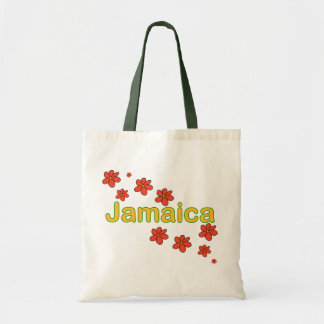 Jamaica Flower Bag