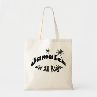 Jamaica Get All Right Tote Bag