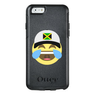 Jamaica Hat Laughing Emoji OtterBox iPhone 6/6s Case