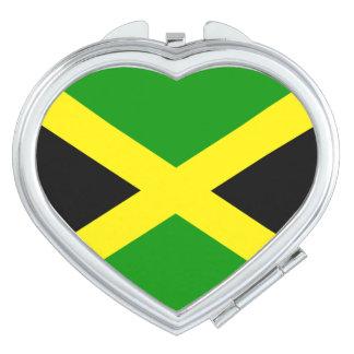 Jamaica Heart Mirror Mirror For Makeup