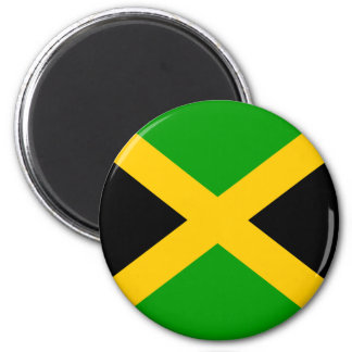 Jamaica High quality Flag Magnet