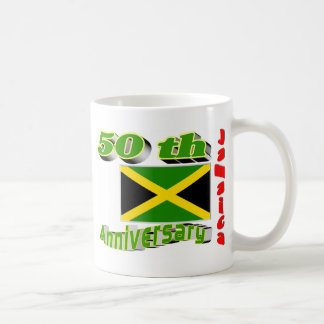 Jamaica independence coffee mug