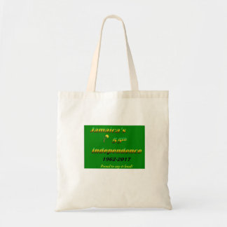 Jamaica Independence Economy Tote Bag