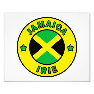 Jamaica Irie Photo Art