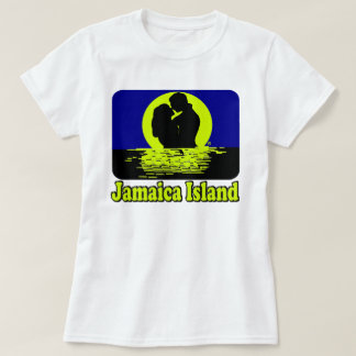 Jamaica Island Sunset T-Shirt