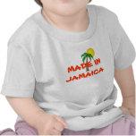 """JAMAICA: """"Made in Jamaica"""" baby shirt"""