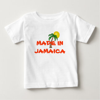 "JAMAICA: ""Made in Jamaica"" baby shirt"