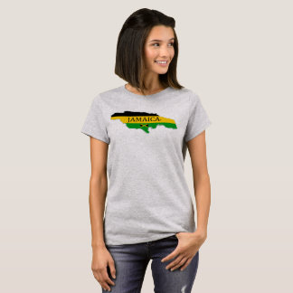 Jamaica Map Designer Shirt Apparel Sale; Man Lady