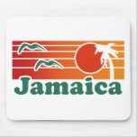 Jamaica Mouse Pad